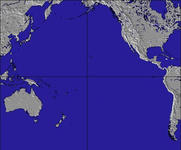 Ocean Weather Map.Pacific Ocean Surf Map Wind And Wave Forecasts