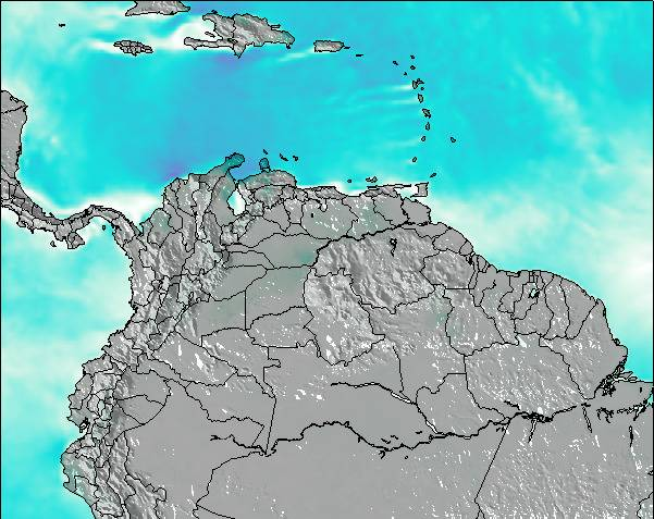 Aruba Surf Map Wind and Wave forecasts