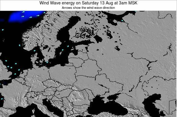 Lithuania Wind Wave energy on Thursday 30 May at 3pm FET