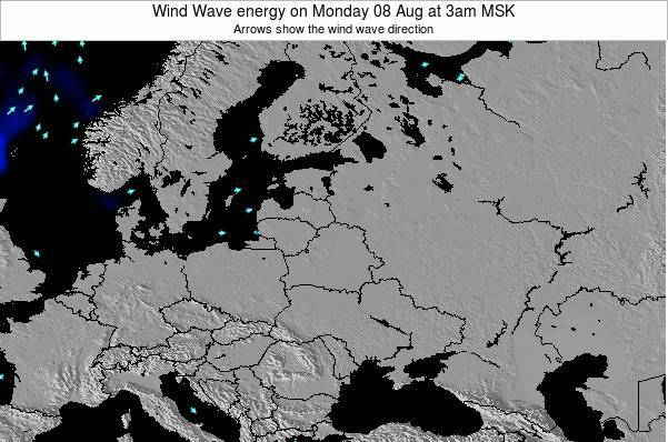Estonia Wind Wave energy on Sunday 26 May at 3am FET