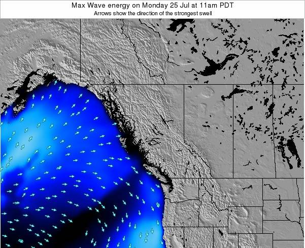 British-Columbia Max Wave energy on Thursday 03 Sep at 11pm PDT