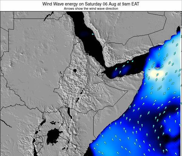 Yemen Wind Wave energy on Thursday 23 May at 3pm EAT