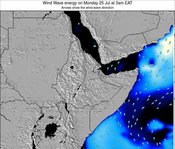 Yemen Wind Wave energy on Sunday 20 Apr at 3pm EAT