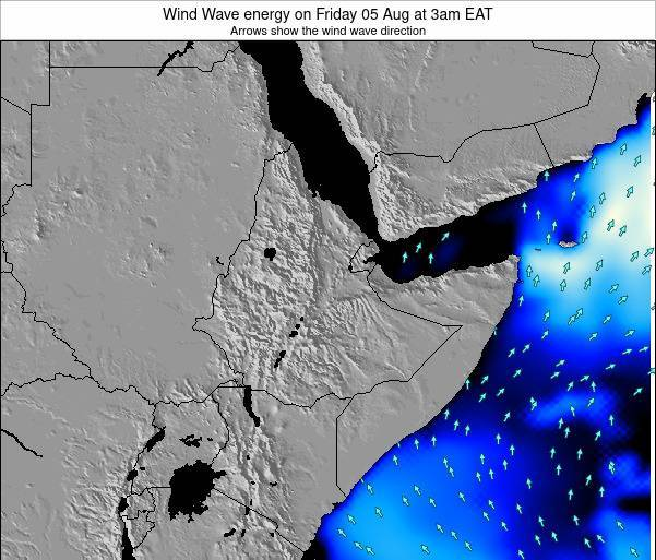 Yemen Wind Wave energy on Tuesday 01 Dec at 3pm EAT
