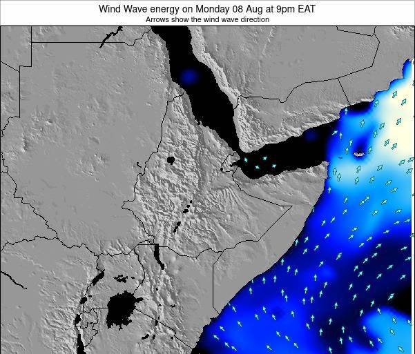 Yemen Wind Wave energy on Saturday 26 Jul at 3am EAT