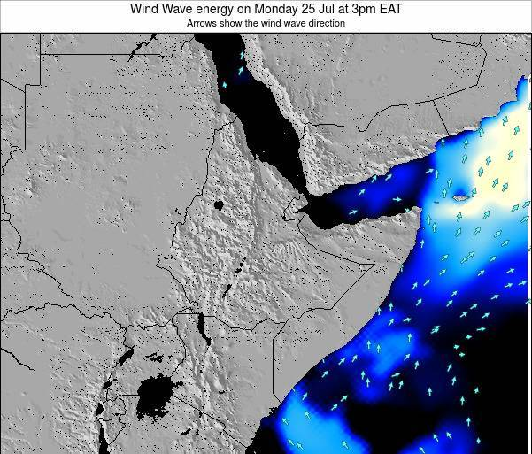 Yemen Wind Wave energy on Tuesday 11 Mar at 9am EAT