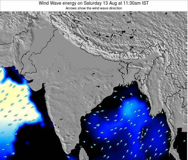 India Wind Wave energy on Saturday 01 Jun at 5:30am IST