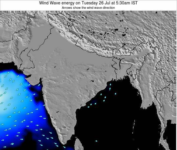 India Wind Wave energy on Tuesday 21 May at 5:30pm IST