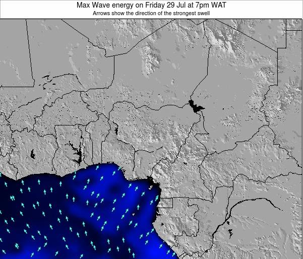 Nigeria Max Wave energy on Friday 13 Dec at 7pm WAT