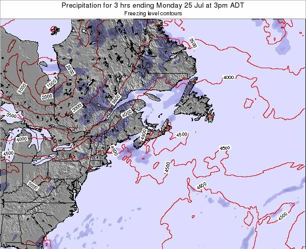 Nova-Scotia Precipitation for 3 hrs ending Monday 30 May at 3pm ADT