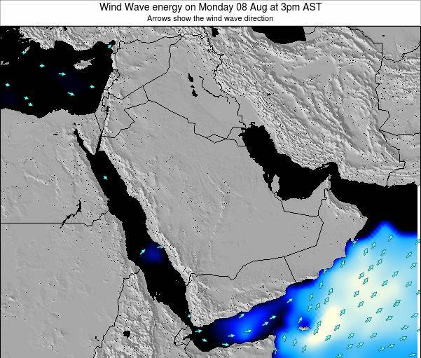 Oman Wind Wave energy on Wednesday 02 Dec at 9pm AST