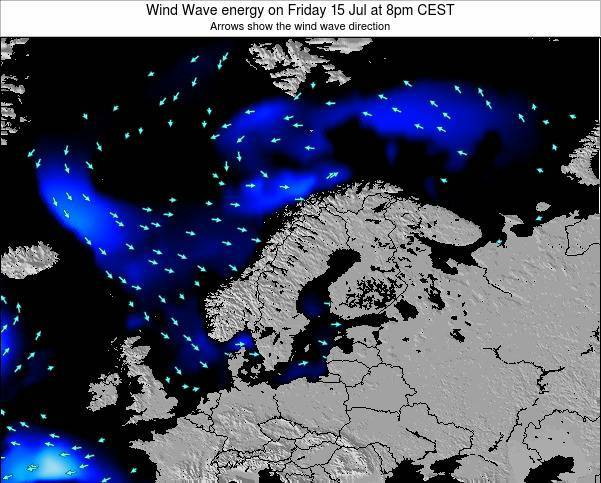 Finland Wind Wave energy on Friday 19 Sep at 2pm CEST