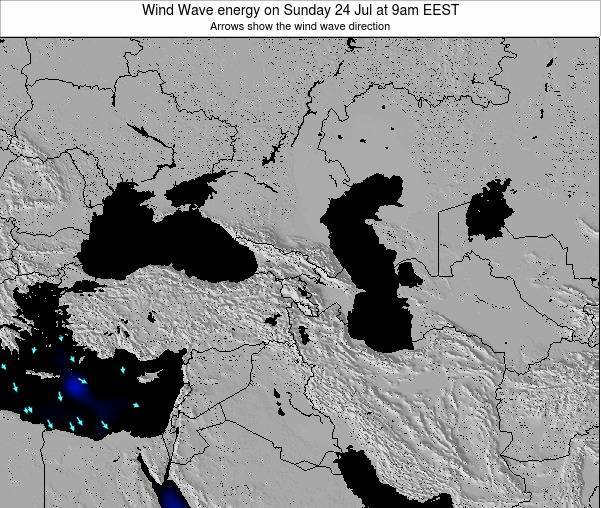 Turkey Wind Wave energy on Saturday 20 Sep at 9pm EEST