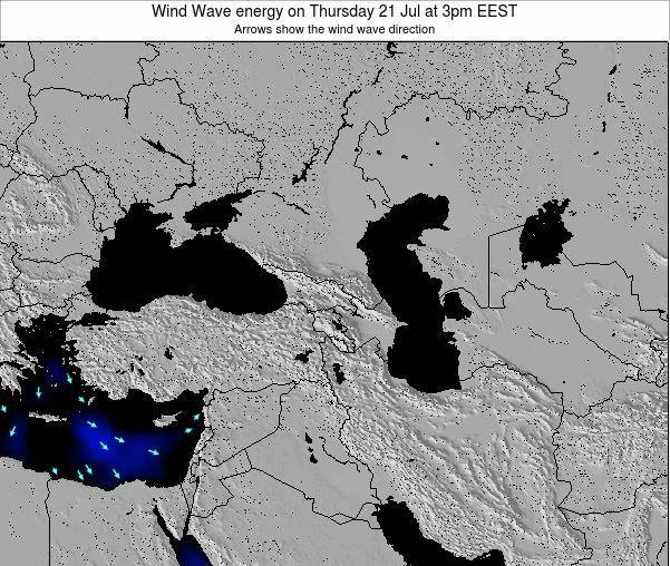 Turkey Wind Wave energy on Tuesday 25 Nov at 8pm EET