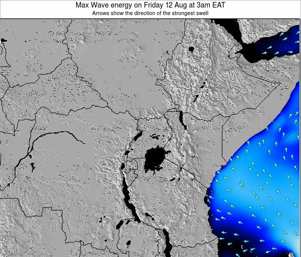 Kenya Max Wave energy on Saturday 25 May at 3pm EAT