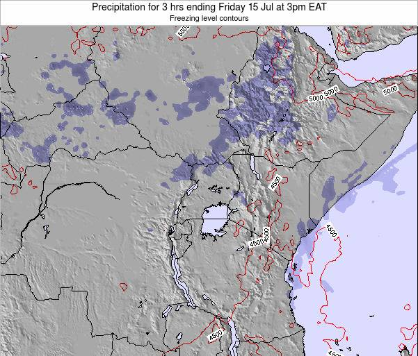Tanzania Precipitation for 3 hrs ending Sunday 20 Apr at 3pm EAT