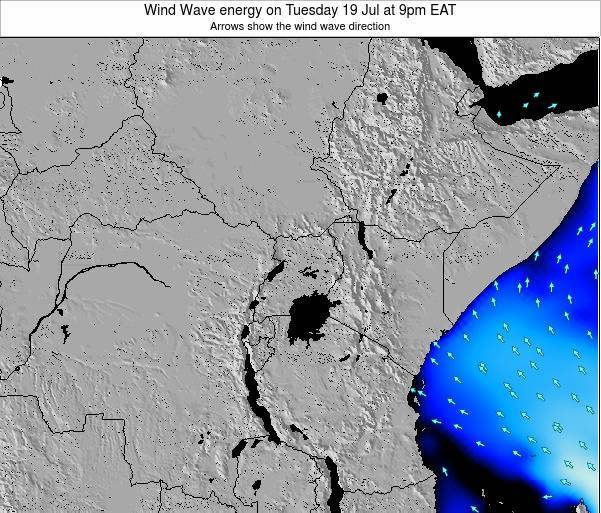 Tanzania Wind Wave energy on Tuesday 22 Apr at 9pm EAT
