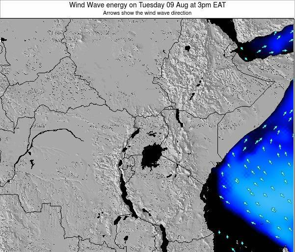 Tanzania Wind Wave energy on Tuesday 28 May at 9am EAT