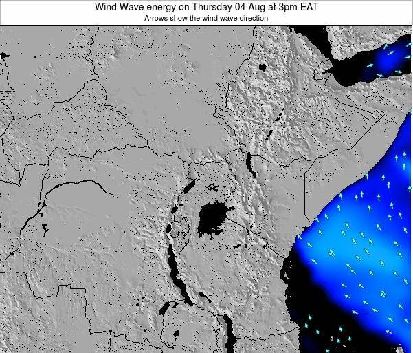 Tanzania Wind Wave energy on Tuesday 11 Mar at 3am EAT