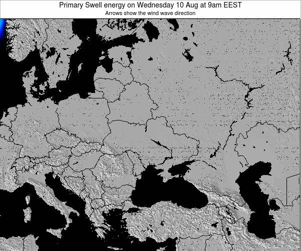 Ukraine Primary Swell energy on Wednesday 29 May at 3am EEST