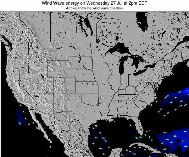 United States Wind Wave energy on Tuesday 28 May at 8pm EDT