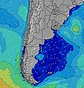 Uruguay Wave Height