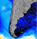 Provincia Rio Negro wave energy map