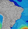 Alagoas wave height map
