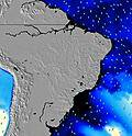 Brazil wave energy map