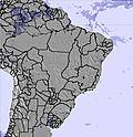Brazil precipitation map