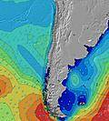 Chile Wave Height