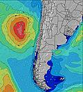 Atacama wave height map