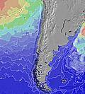 Chile Zeetemperatuur