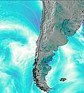 Tarapaca wind map