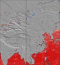China Sea Temperature