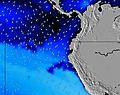 Ecuador wave energy map