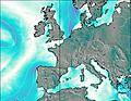 Holanda wind map