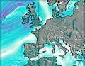 Nord Pas de Calais wind map