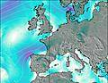 France wind map