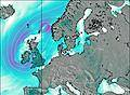 Baltic Sweden wind map