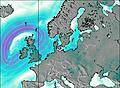 Denmark wind map