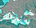Bulgaria wind map