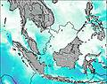 Brunei Darussalam wind map