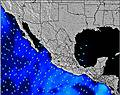 Mexique wave energy map