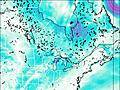 Ontario wind map