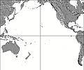 Pacific-Ocean wave energy map