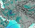 Makran Coast wind map