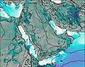 Oman wind map