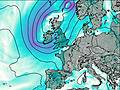 Anglesy wind map