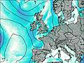 Donegal wind map